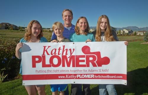 The Plomer Family